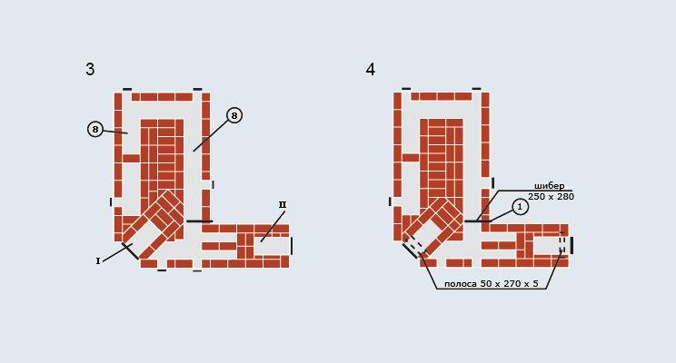 Многоцелевая отопительно-варочная печь с  нижним обогревом - изображение 5