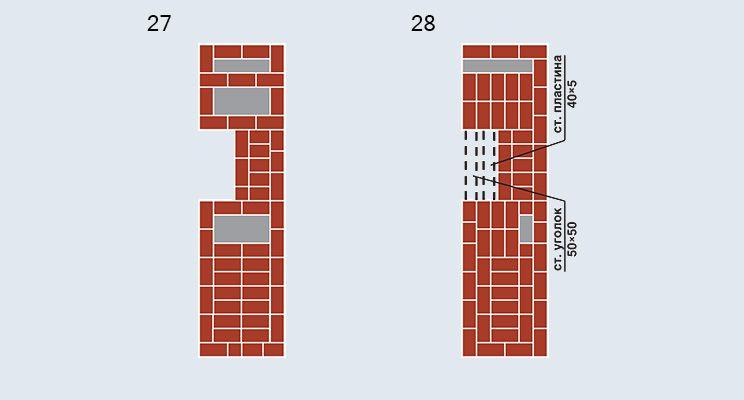 Печь-каменка комбинированного действия - изображение 15