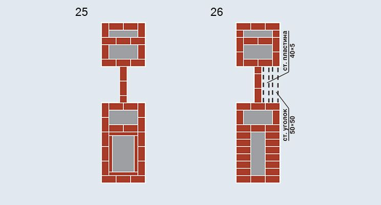 Печь-каменка комбинированного действия - изображение 14