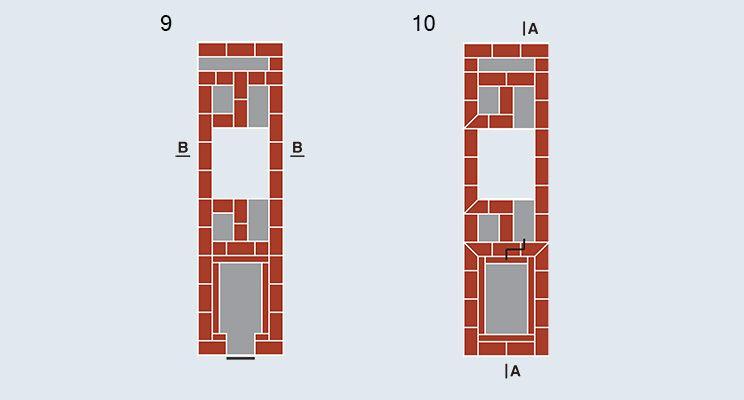 Печь-каменка комбинированного действия - изображение 6