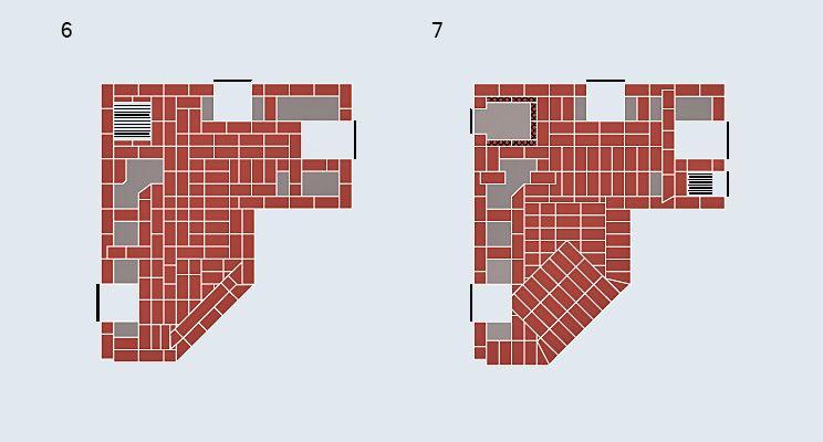 Двухцелевая печь с камином - изображение 6