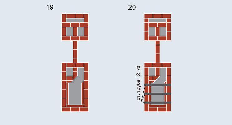 Печь-каменка комбинированного действия - изображение 11